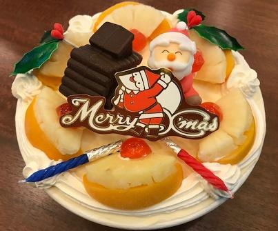 ニューヨーク堂のクリスマスアイスデコレーション